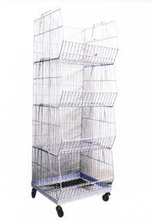 New Star Multi-purpose Stacking Rack RC-408
